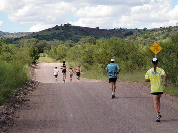 running prude ranch camp picture