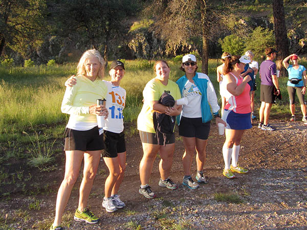 running madera canyon tx camp picture