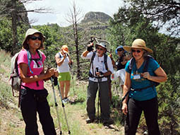 texas conservancy hike