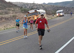 fitness camp running Alpine tx picture